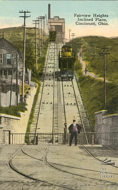 Fairview Inclined Plane.