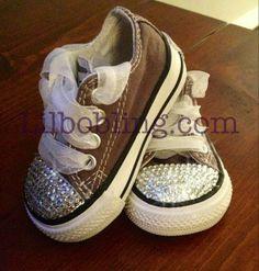 <3 baby boys bling bling shoes <3