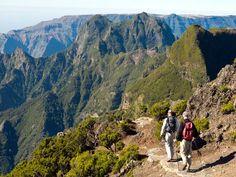 Madeira Wandern im Portugal Reiseführer http://www.abenteurer.net/2731-portugal-reisefuehrer/