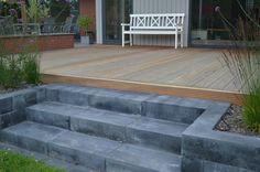 Hygge Home, Go Outside, Garden Landscaping, Entrance, Garden Design, Porch, Sweet Home, Deck, Stairs