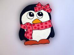 Imãs de geladeira - Pinguins 66 / Magnets