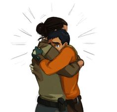 Image result for star wars rebels ezra and kanan father and son fanfiction