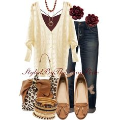 Sweaters. Cardigans. Moccasins. Boyfriend jeans. Leopard print. OOTD. Fall fashion. Fall outfits. Comfy clothes. Fashion for women over 40. Cute clothes.