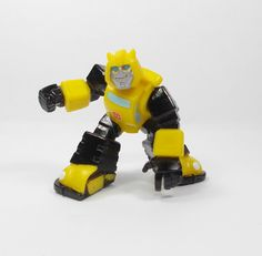 Transformers - Mini Toy Action Figure - Cake Topper - Hasbro 2