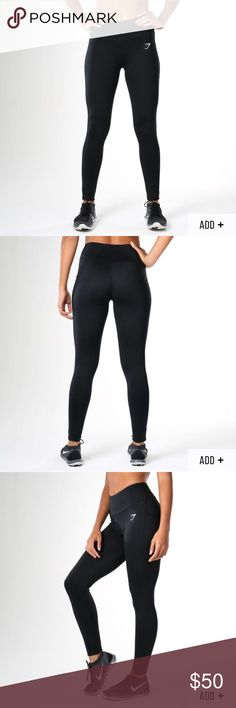 Gymshark Gymshark dry sculpture leggings, in perfect condition, hidden side pockets, no signs of wear,. Pants Leggings
