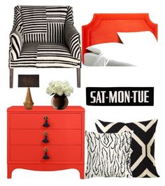 """""""Saturday Bedroom Flavor"""" by modern-glam-designs on Polyvore featuring interior, interiors, interior design, home, home decor, interior decorating, Oomph, Global Views and bedroom"""