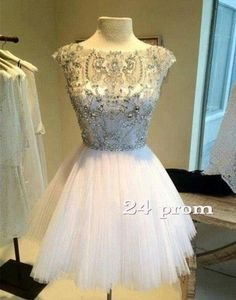 Custom Made Glorious White Homecoming Dresses, Homecoming Dresses Short Prom Dresses Homecoming Dresses Short Prom Dress White Homecoming Dress Custom Prom Dress Prom Dresses 2019 White Homecoming Dresses, Grad Dresses, Dance Dresses, Wedding Dresses, Dresses Dresses, Dresses 2014, Luulla Dresses, Bridesmaid Dresses, Bridesmaids