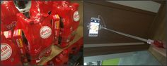 Coca-Cola - Oferta de selfie stick - http://parapoupar.com/coca-cola-oferta-de-selfie-stick/