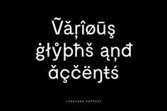 Moderat Typeface — Fabian Fohrer & Fabian Huber