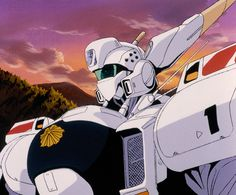 Mobile Police Patlabor: Early Days 機動警察パトレイバー 1989