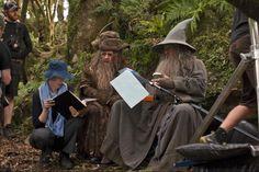 New Pix (BTS - the hobbit behind the scenes) has been published on Tremendous Pix