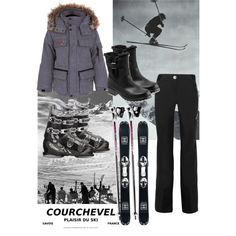 A fashion look from February 2015 featuring Leki tops, Mover activewear pants and Trotters boots. Browse and shop related looks. February 2015, Activewear, Skiing, Fashion Looks, Boots, Polyvore, Shopping, Ski, Crotch Boots