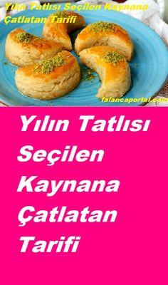 Turkish Delight, Turkish Recipes, Bagel, Ham, Yogurt, Bread, Cooking, Desserts, Food