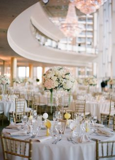 Reception room  // Photo: Esther Sun Photography // Coordination: live.love.create events // TheKnot.com