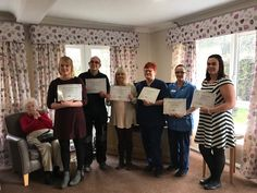 Birch Green honours its Caring Heroes - Birch Green Care Home Skelmersdale