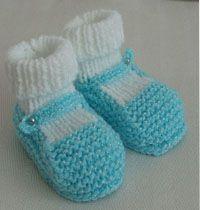 Upleťte papučky pre malého drobčeka | www.mamatata.sk