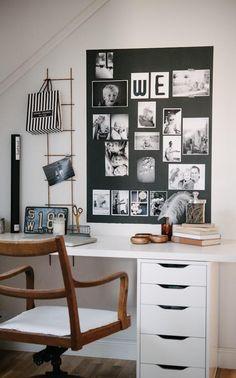 live a lot  desk idea