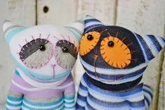 игрушки из носков своими руками: 10 тыс изображений найдено в Яндекс.Картинках