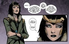 The timing is perfect to introduce a nonbinary Loki to the MCU