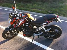 Ktm Duke 125 - à venda - Motos & Scooters, Guarda - CustoJusto.pt