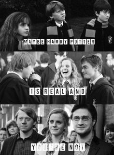 Harry Potter #potterhead