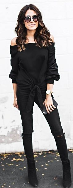 all+black+everything