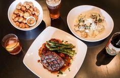 Dinner & A Show: Triumph Grill