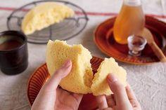食物繊維たっぷり「おから蒸しパン」でやせる!【オレンジページ☆デイリー】暮らしに役立つ記事をほぼ毎日配信します!