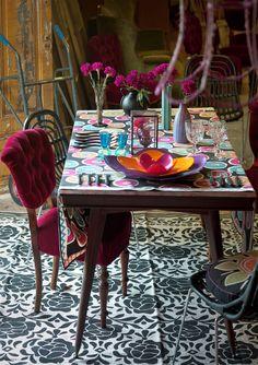 Colourful.... Gudrun Sjödén