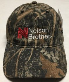4c8a2bc6183 Nelson Brothers Hat Friends Of Coal Mining Cap Camo Hunting Birmingham  Alabama  PacificHeadwear  BaseballCap