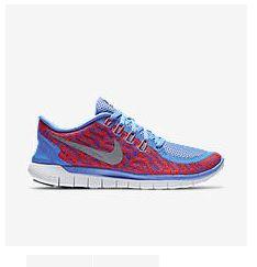 huge discount 905df 4134a Women s Nike Free 5.0 Print