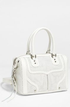 Rebecca Minkoff 'M.A.B. Mini - Bombe' Satchel available at #Nordstrom