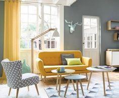 25 Gorgeous Yellow Interior Design Ideas