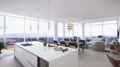 CGarchitect - Professional 3D Architectural Visualization User Community | Residential Tower Sub Penthouse