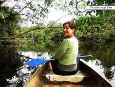 De Visita a Lago Lindo, Agencia de Viajes y Turismo Sacha Runa Tarapoto