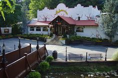 Alamo Steakhouse - Gatlinburg and Pigeon Forge Tennessee. Voted Best Steaks 2002, 2003, 2006, 2007, 2008, 2011 & 2012! Wonderful Seafood, Sandwiches, Chops, and Chicken Too! Serving Lunch & Dinner Daily, Children's Menu,  Call Ahead Seating, and an Acre of FREE Parking