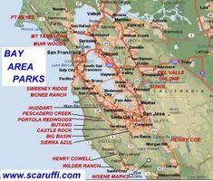 best hikes in the bay area..... have to check some of these out