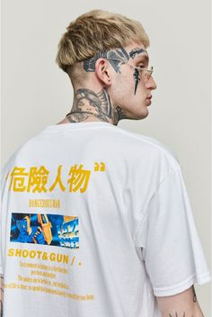 Hip hop Trend as well as having the Most up-to-date Trends the in thing and Footwear apparel Hipster Outfits, Edgy Outfits, Tee Shirt Designs, Tee Design, Cool T Shirts, Tee Shirts, Clothing Labels, Harajuku Fashion, School Fashion