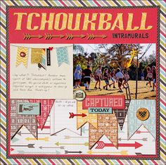 Tchoukball? Say What?!