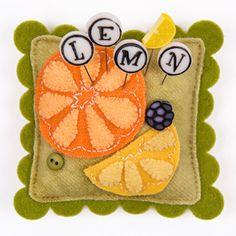 Citrus Splash Slider Kit - Seasonal Sliders