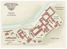 Parramatta Female Factory Precinct First Fleet, Australia, History, Genealogy, Sydney, Female, Country, Historia, Rural Area