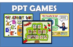292 ESL PPT GAMES