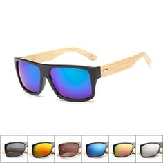 d2320d3c9b0d0 New Bamboo Sunglasses Men Wooden glasses Women Brand Designer Original Wood  Sun Glasses fo Women