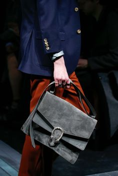 Gucci Fall 2015 Menswear Accessories Photos - Vogue