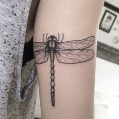 My beloved dragonfly by Mo @ Mojito Tattoo, Toulouse, FR. Time Tattoos, Wrist Tattoos, Body Art Tattoos, Cool Tattoos, Rosary Tattoos, Bracelet Tattoos, Skull Tattoos, Sleeve Tattoos, Insect Tattoo