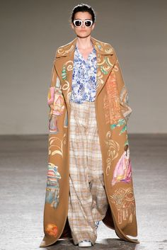 this Stella Jean coat!