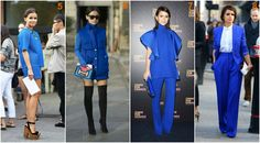 Miroslava Duma blue Duffy, Miroslava Duma, Ikon, Dresses For Work, Blue, Clothes, Color, Tops, Style