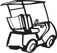 Image result for golf cart cartoon images