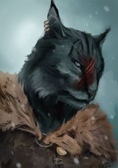 Khajiit Male - Elder Scrolls Series