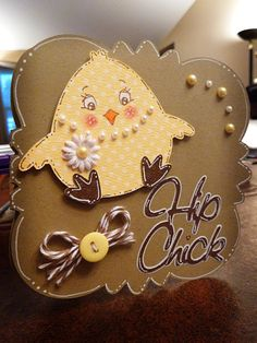 Tacky Tuesday Challenge - Hip Chick